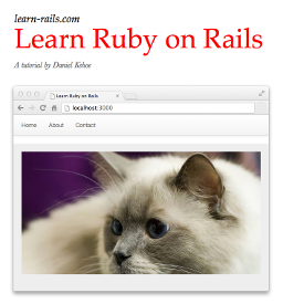 Learn Ruby on Rails